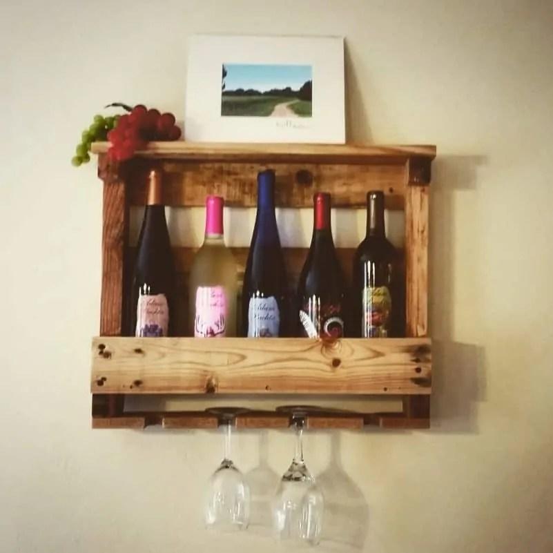 Rustic-Wine-Rack-5-bottles 5
