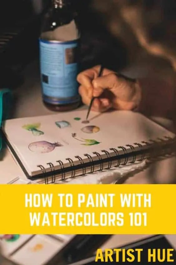 How to watercolor for beginners