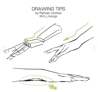 How to draw hands: easy tips to help you get started 4