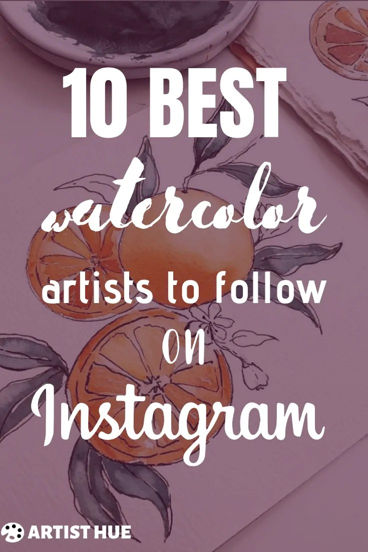 10 Best Watercolor Artists to follow on Instagram 5