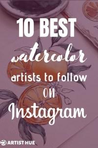 10 Best Watercolor Artists to follow on Instagram 5