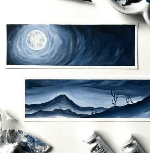 watercolor painting ideas 5