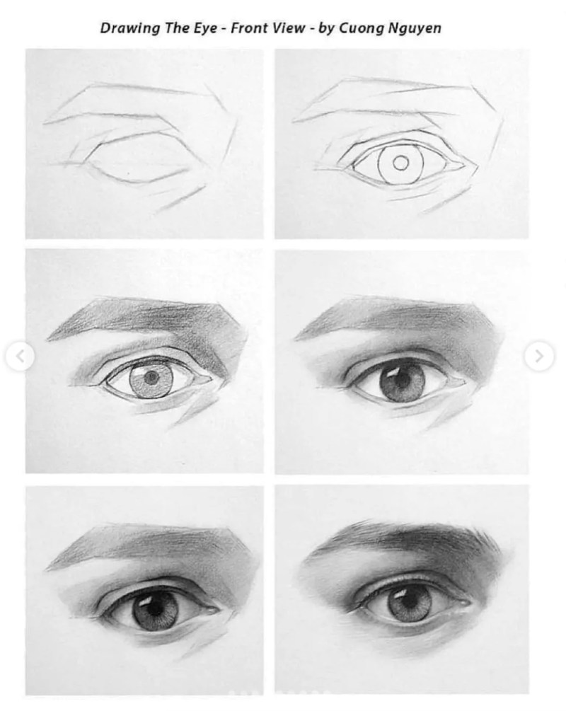 How to Draw Eyes Realistically? 39