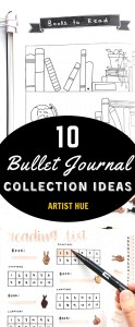 10 Bullet Journal Collections Ideas 5