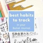 Habit Tracker Bullet Journal Ideas 3