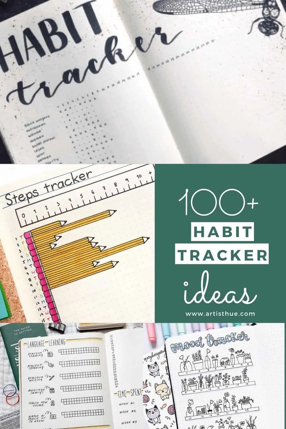 Habit Tracker Ideas