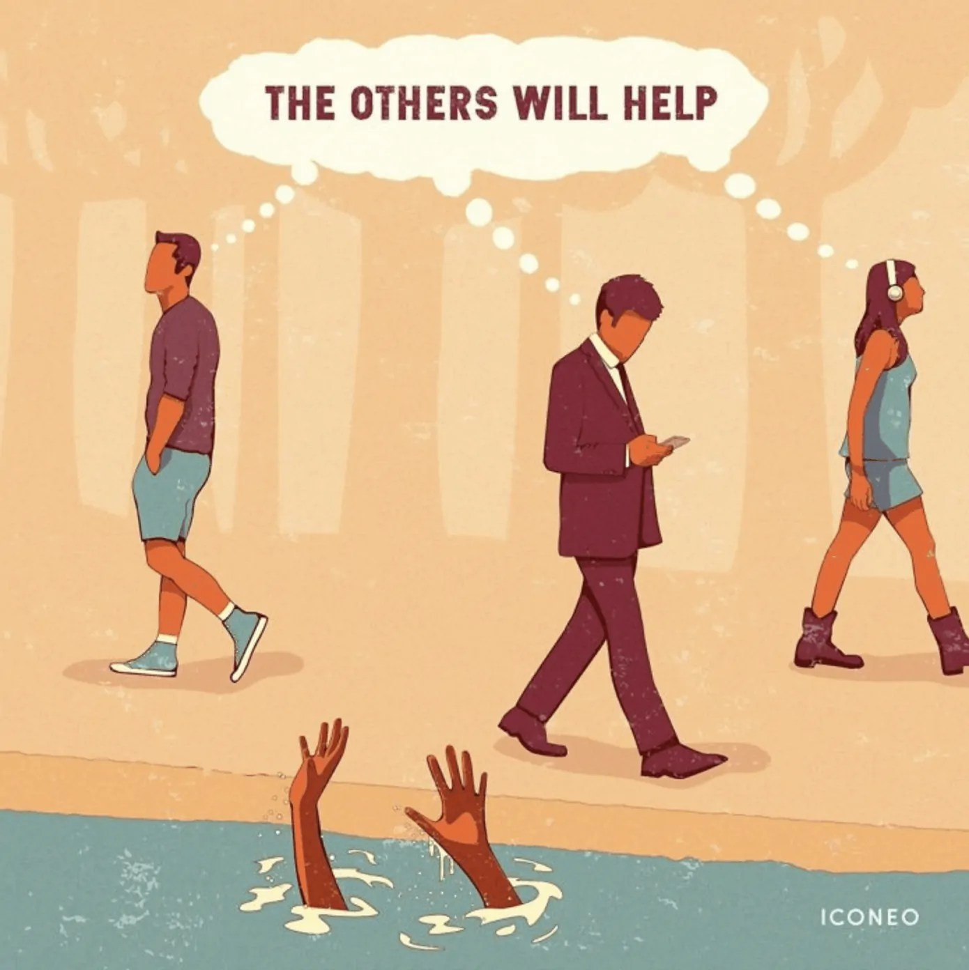 The Problems Of Our Society Through 30 Illustrations 3