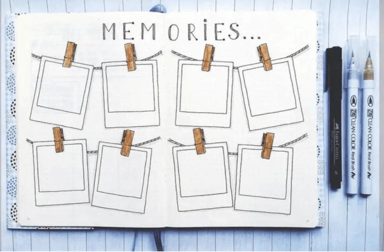 memories spread