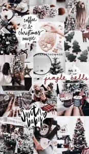 26+ trendy aesthetic christmas wallpaper collage 5