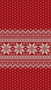 Fox and Spice_ 48 Christmas & Winter Phone Wallpapers 5