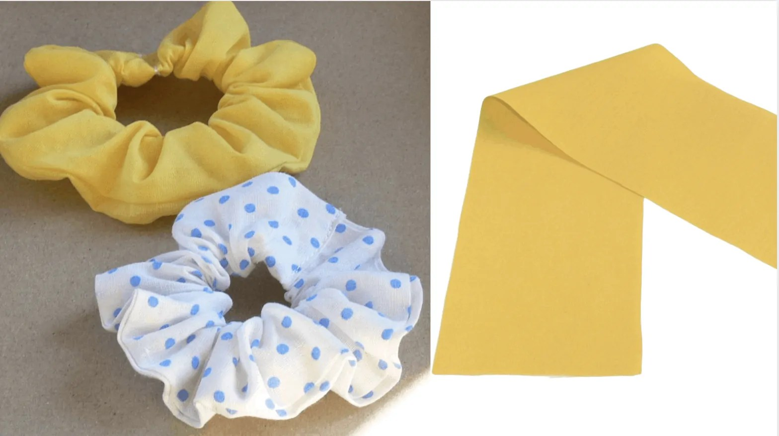 How to make Scrunchies? 5