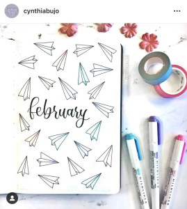 February Monthly Covers