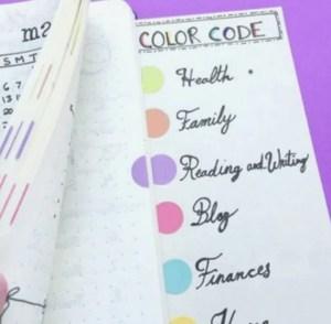 Color Code 5