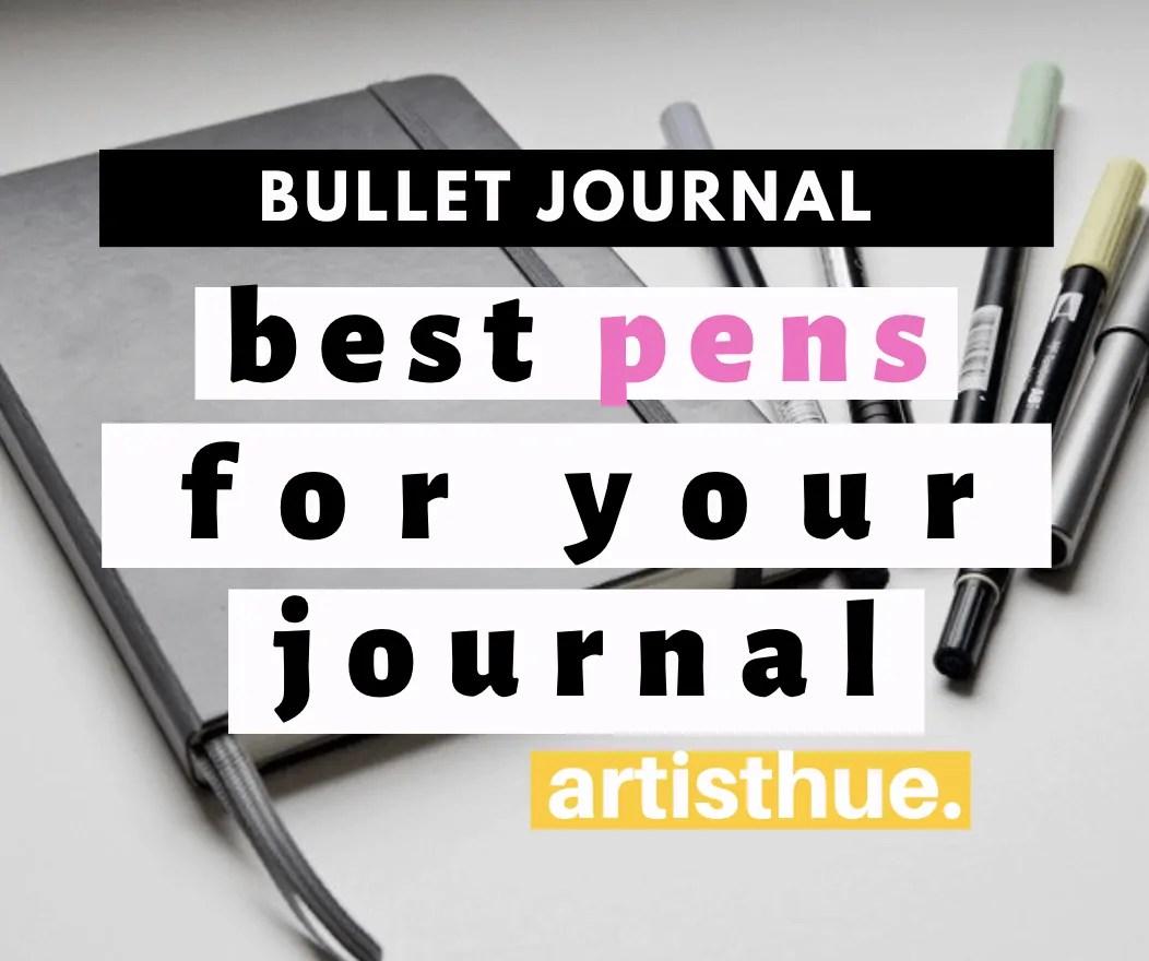 Best Bullet Journal
