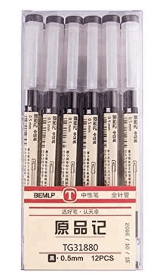 best ink pen