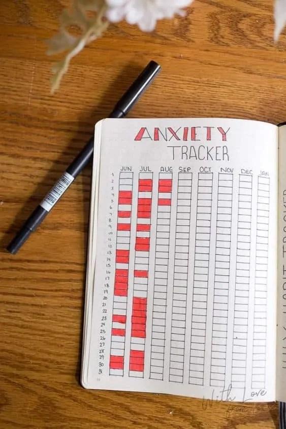 Bullet Journal for Mental Health 30