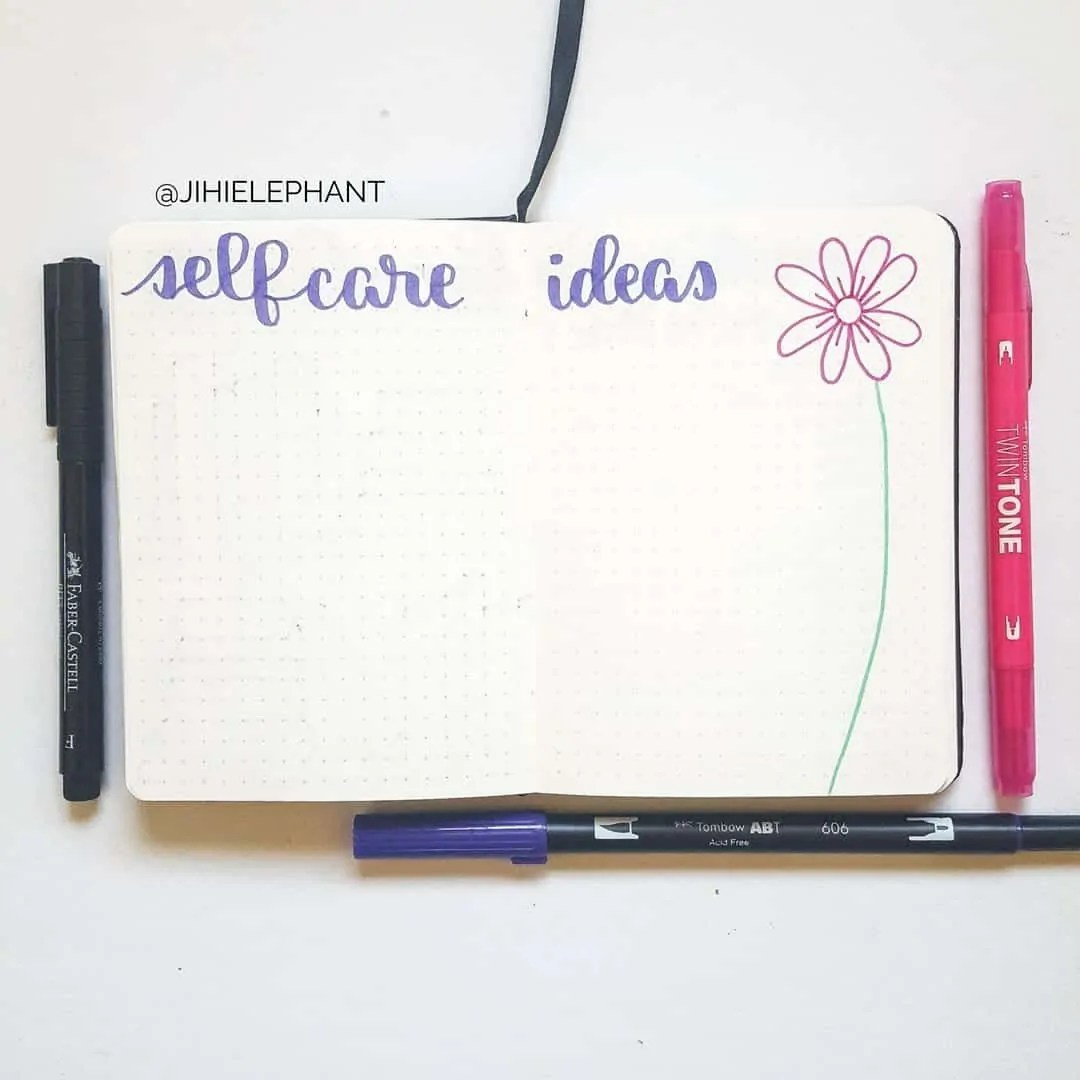 Bullet Journal for Mental Health 10