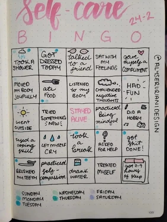 theinkinquisition bingo 5