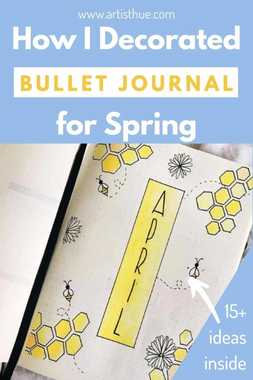 15 Easter Theme Ideas for Bullet Journal 21