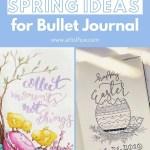 15 Easter Theme Ideas for Bullet Journal 25