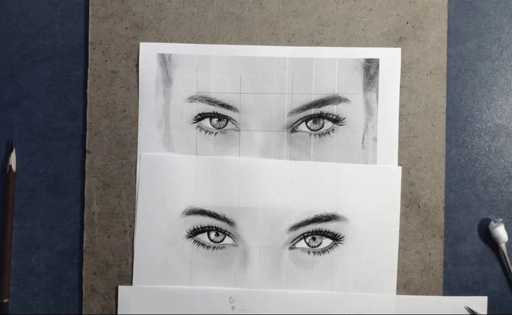 How to Draw Eyes Realistically? 18
