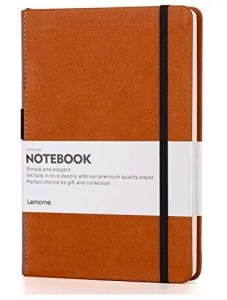 Lemome A5 Hardcover Dot Grid Notebook