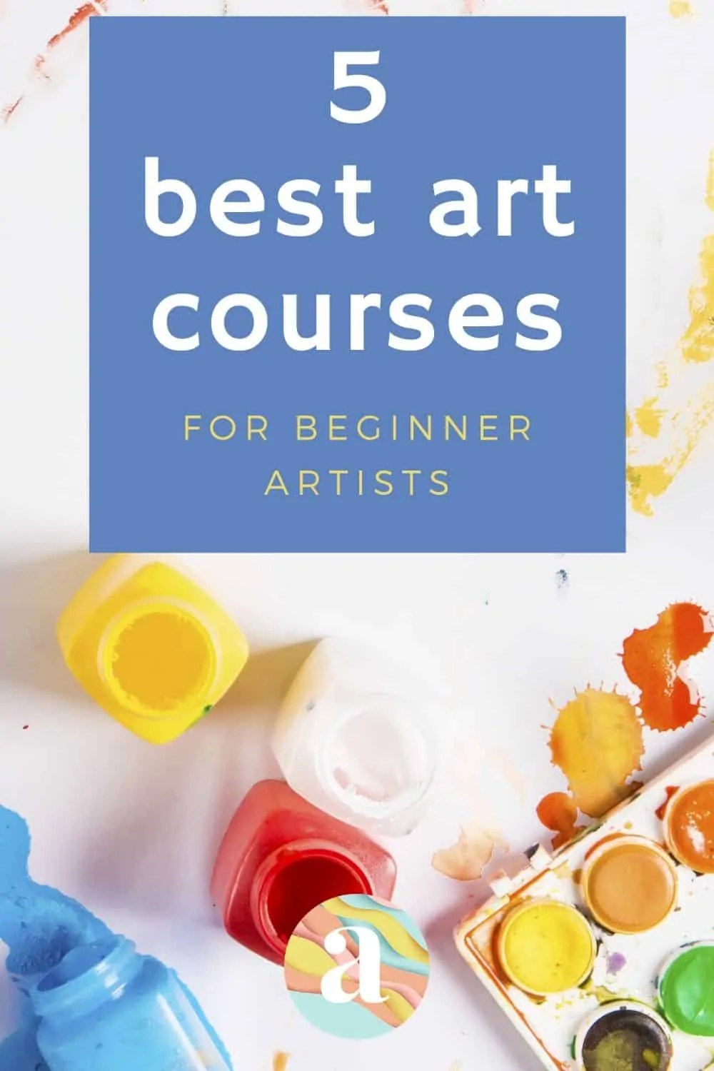 5 best art courses