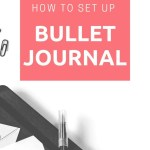 How to set up Bullet Journal - Honest Review of Brainbook 9