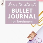 How to set up Bullet Journal - Honest Review of Brainbook 31