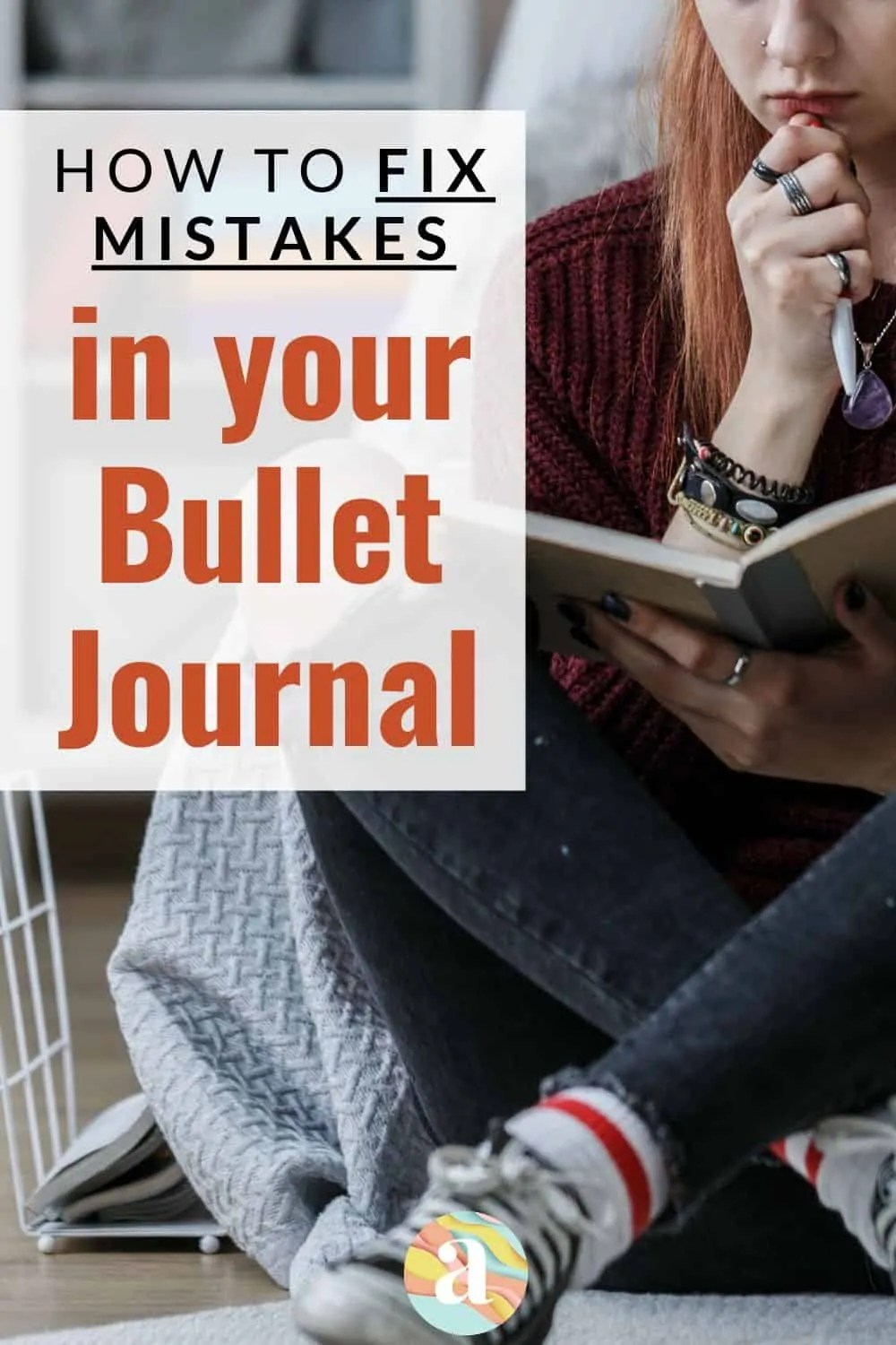 5 Ways to Fix Mistakes in Bullet Journal 9