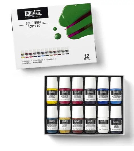 6 Best Acrylic Paint Sets for Beginners in 2020 7