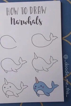 narwhal-doodle-spread 5