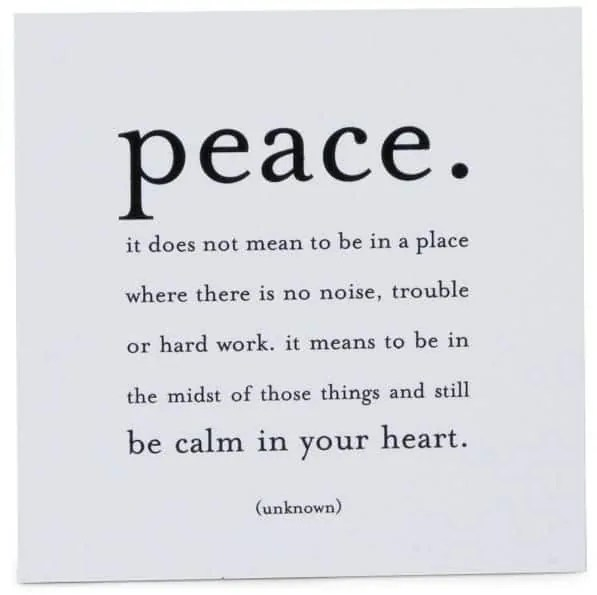 20 quotes to inspire peace outside and inside 1