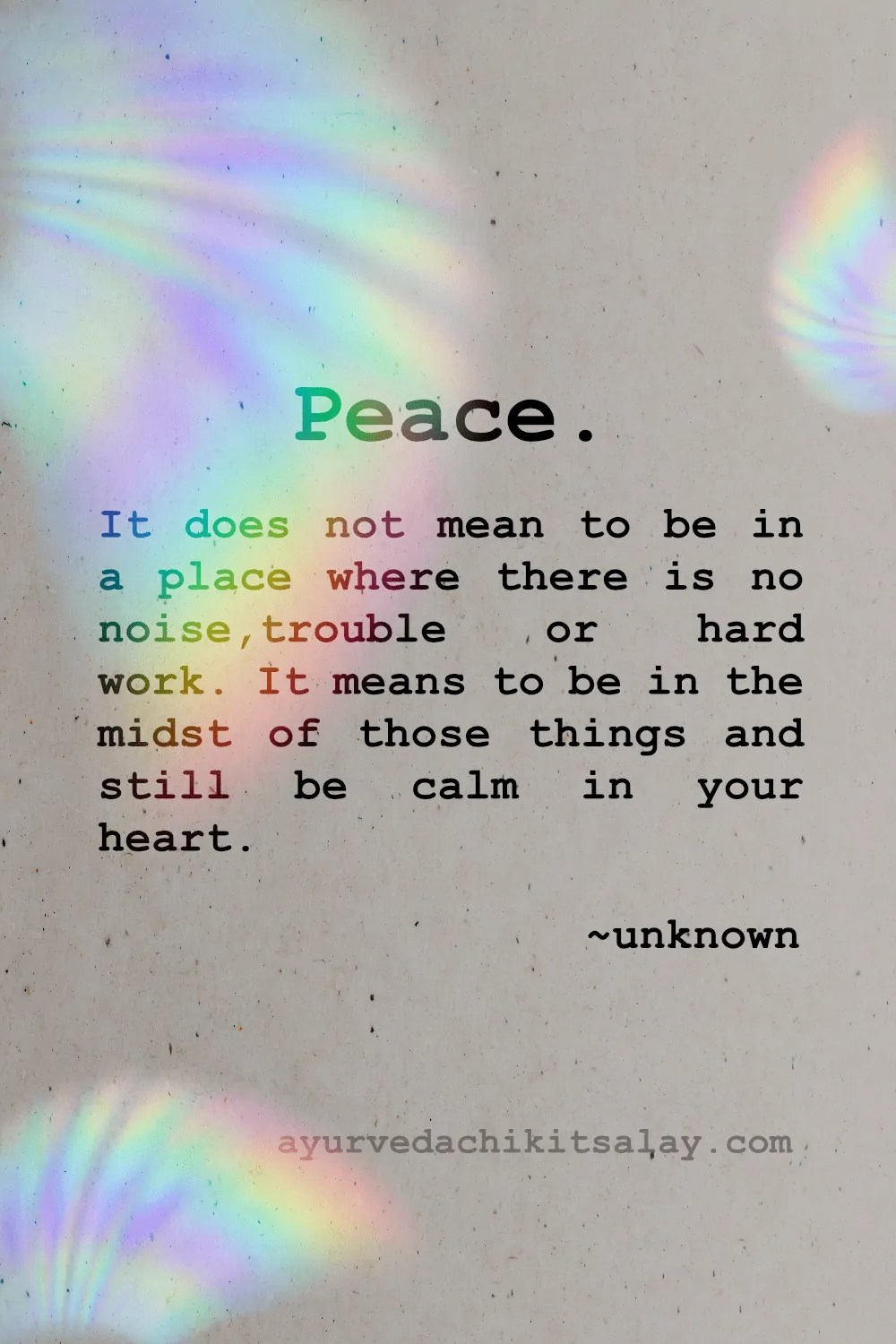 20 quotes to inspire peace outside and inside 19
