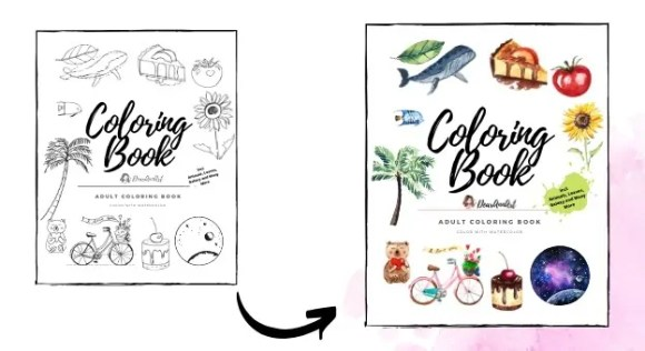 FREE COLORING BOOK FOR ADULTS 1