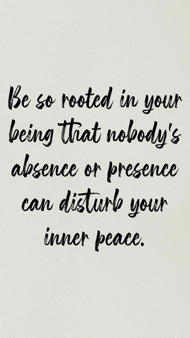 20 quotes to inspire peace outside and inside 5
