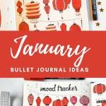 Bullet Journal Spread Ideas