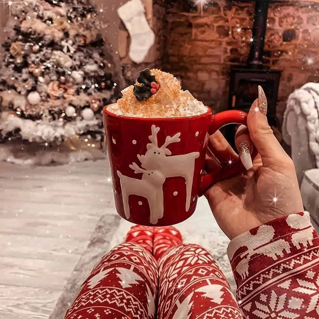 30 Christmas Aesthetic Images you must see: WARNING you will get Christmas mood INSTANTLY! 121
