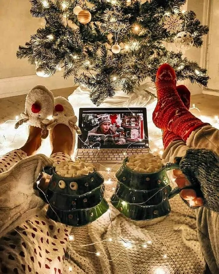 30 Christmas Aesthetic Images you must see: WARNING you will get Christmas mood INSTANTLY! 111