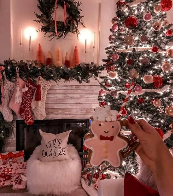 30 Christmas Aesthetic Images you must see: WARNING you will get Christmas mood INSTANTLY! 135