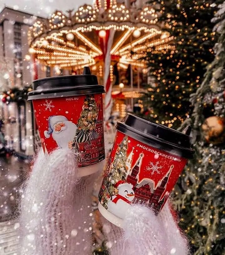 30 Christmas Aesthetic Images you must see: WARNING you will get Christmas mood INSTANTLY! 131