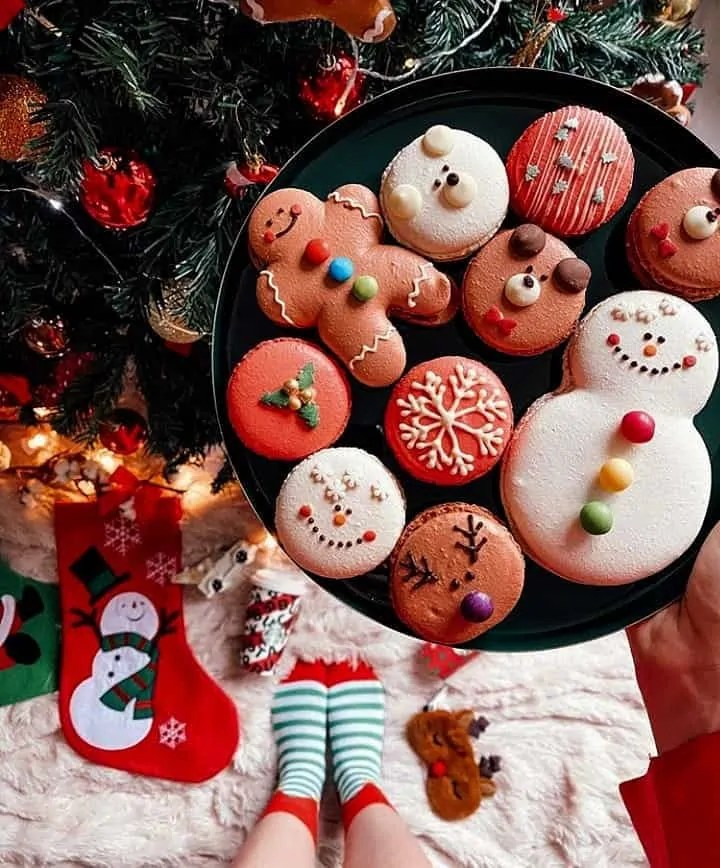 30 Christmas Aesthetic Images you must see: WARNING you will get Christmas mood INSTANTLY! 47
