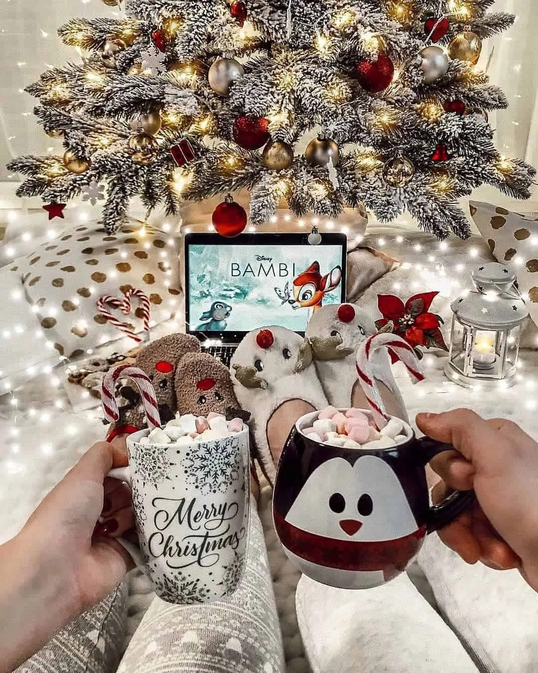 30 Christmas Aesthetic Images you must see: WARNING you will get Christmas mood INSTANTLY! 77