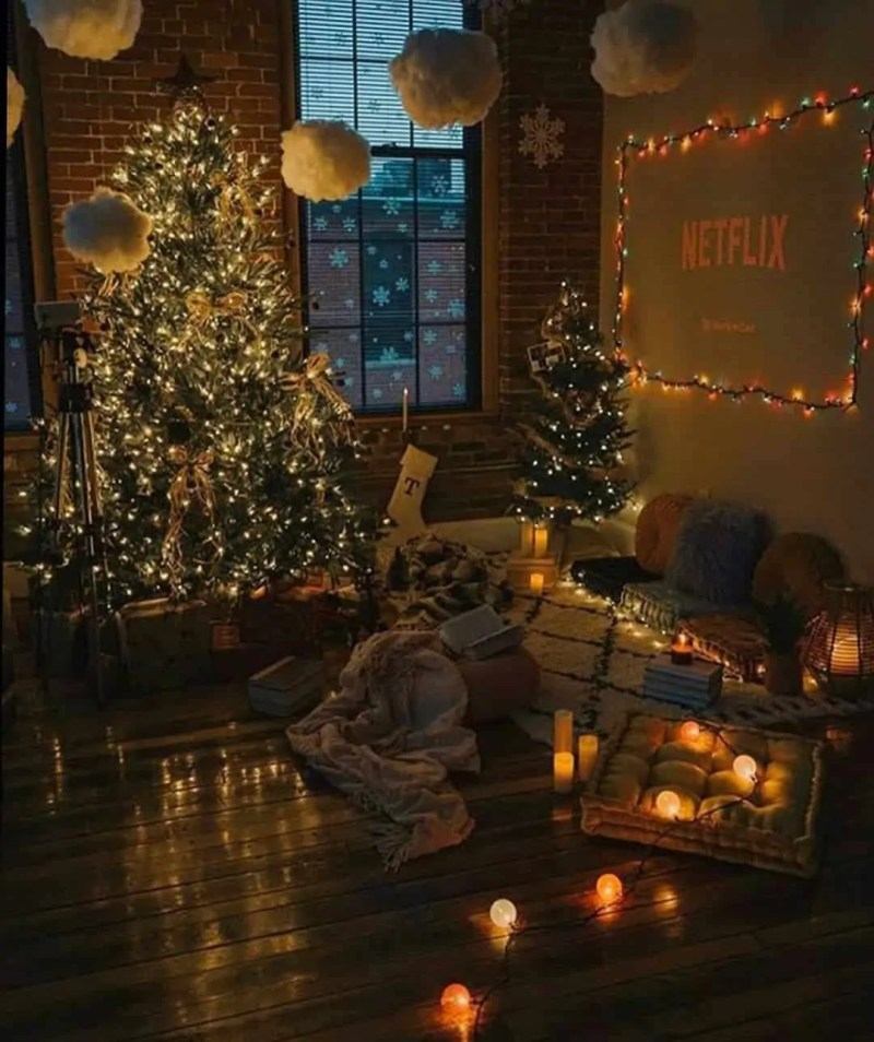 30 Christmas Aesthetic Images you must see: WARNING you will get Christmas mood INSTANTLY! 117