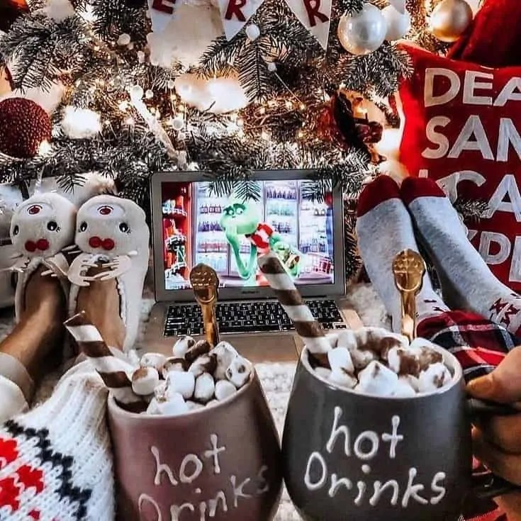 30 Christmas Aesthetic Images you must see: WARNING you will get Christmas mood INSTANTLY! 17