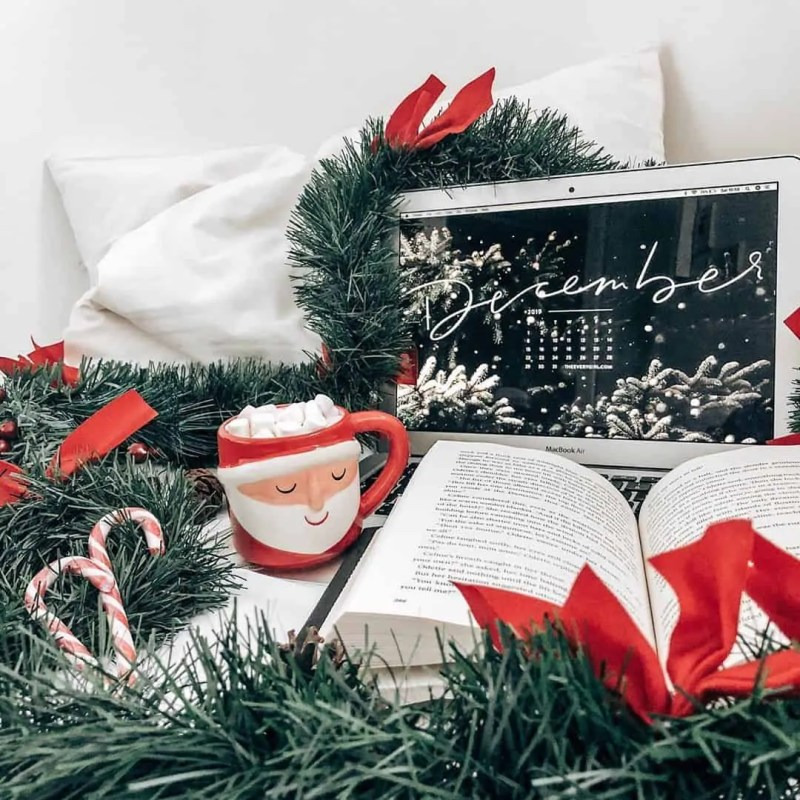 30 Christmas Aesthetic Images you must see: WARNING you will get Christmas mood INSTANTLY! 73