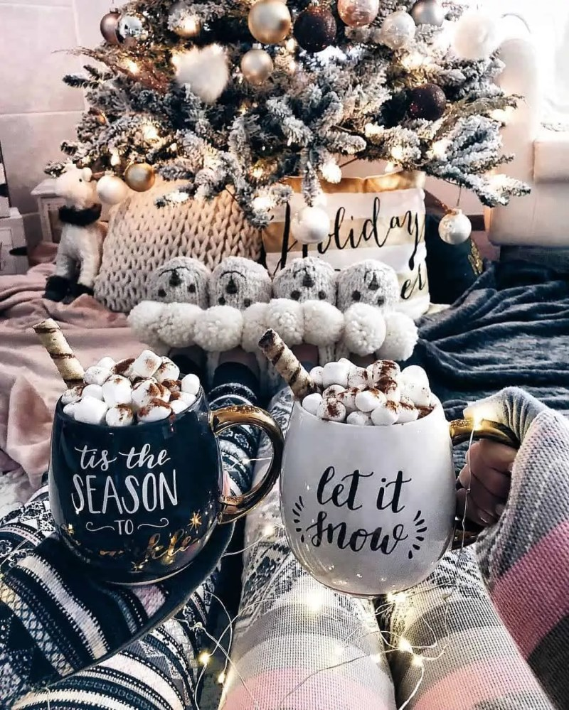 30 Christmas Aesthetic Images you must see: WARNING you will get Christmas mood INSTANTLY! 171