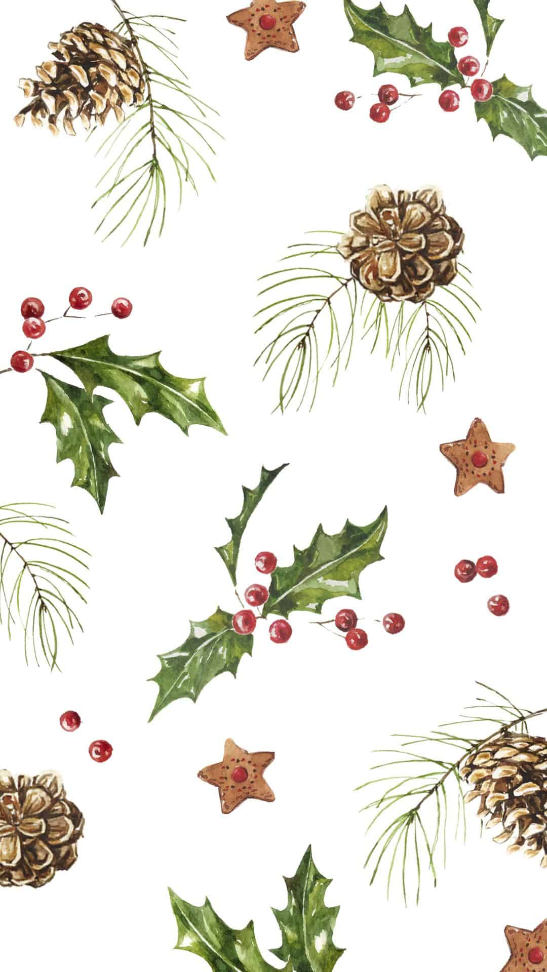21+ Christmas iPhone Wallpapers you must SEE! 59
