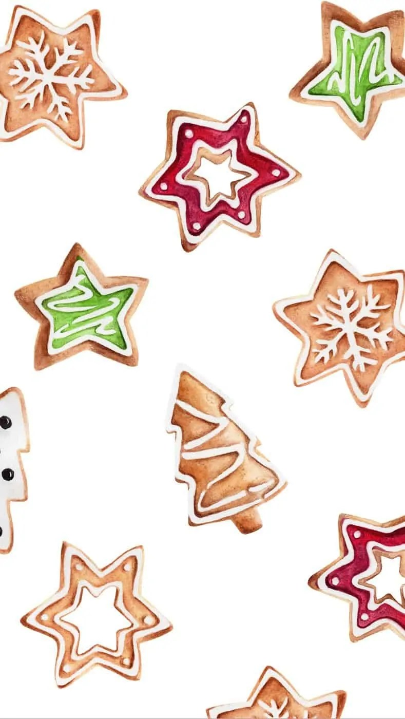 21+ Christmas iPhone Wallpapers you must SEE! 57