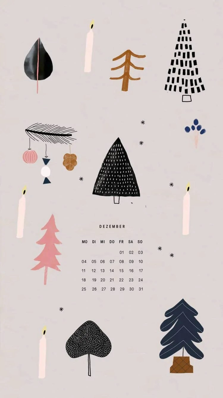 21+ Christmas iPhone Wallpapers you must SEE! 65